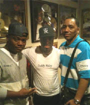 Seac C, Teddy Riley, Cirocco