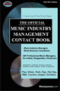 Music Management contacts