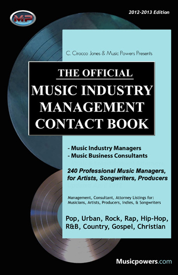 Management Contact book